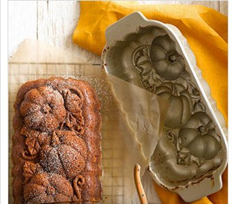 NEW & EXCLUSIVE - Pumpkin Loaf Pan, $29.95