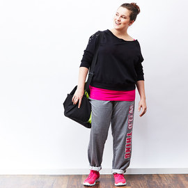 Move in Style: Plus-Size Activewear