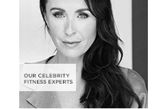 Our Celebrity Fitness Experts