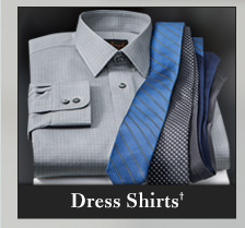 Dress Shirts† - 20% Off*