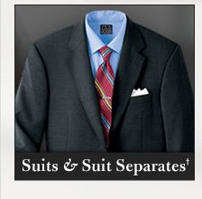 Suits & Sportcoats† - 65% Off*