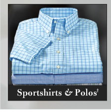 Sportshirts & Polos† - 20% Off*