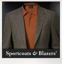 Sportcoats & Blazers† - 65% Off*