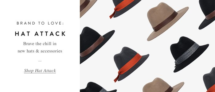 Brand To Love: Hat Attack