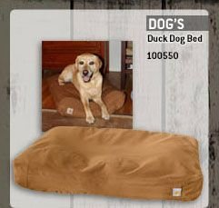 Duck Dog Bed