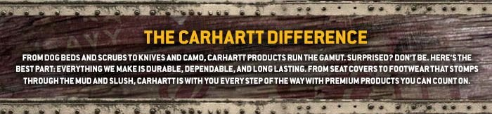 Click Here To Learn More About The Carhartt Difference