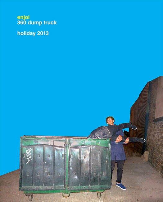 360 dump truck