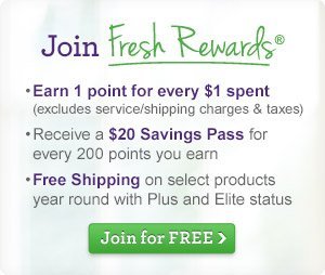 Join Fresh Rewards®