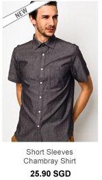 Atypical Chambray Shirt