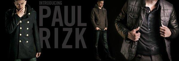 Shop Fresh Fall Looks by Paul Rizk