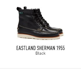 Black Eastland Boot