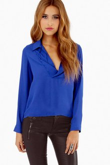OPEN VIXEN BLOUSE 25