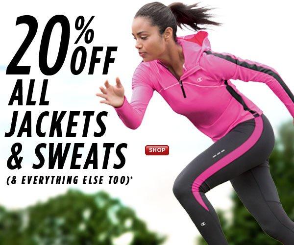 SHOP Women's Jackets & Sweats