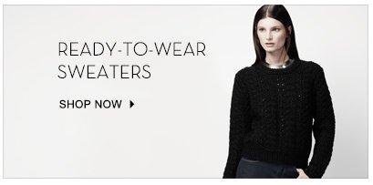 RTW Sweaters
