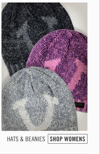 Hats & Beanies - Shop Womens