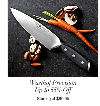 Wüsthof Precision - Up to 55% Off - Starting at $69.95