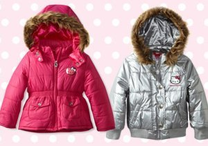 Outerwear & Hoodies from Hello Kitty