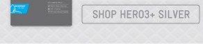 Shop Silver GoPro Hero3+