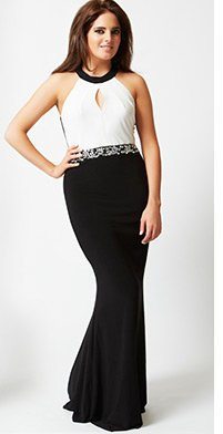Binky Belgravia Embellished Maxi Dress