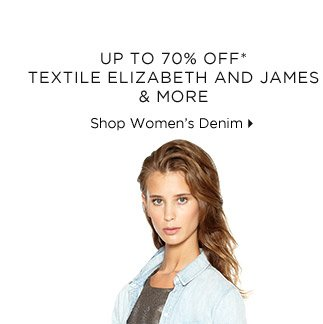 Up To 70% Off* Textile Elizabeth And James & More