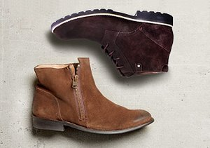 Fall Bestsellers: Suede Boots