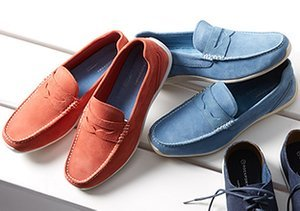 Fall Bestsellers: Oxfords & Loafers