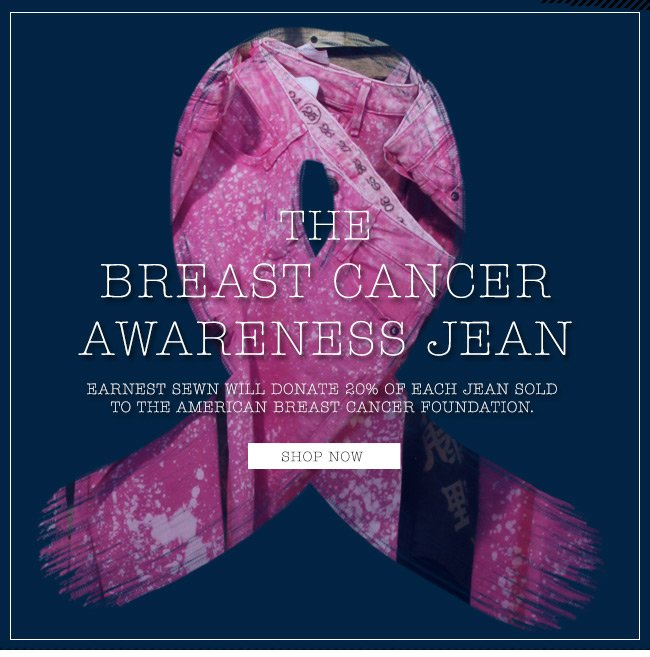 The Breast Cancer Awareness Jean