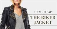 TREND RECAP | THE BIKER JACKET