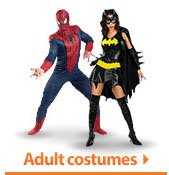 Adult costumes