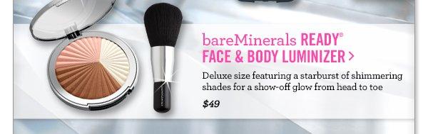 READY Face & Body Luminizer