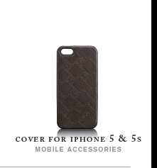 Cover for iPhone 5 & 5s - Shop Now