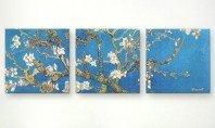 Famous Artists: Canvas Sets Of 3 | Shop Now
