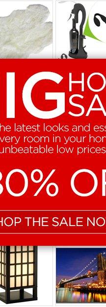 Big Home Sale
