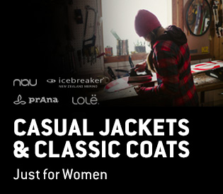 Women's Casual Jackets & Classic Coats