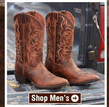 Shop Justin Men's Boots