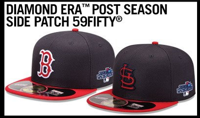 Shop Diamond Era Post Season Side Patch 59FIFTY