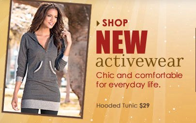 Shop NEW Activewear