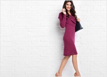 The Cashmere Sweaterdress