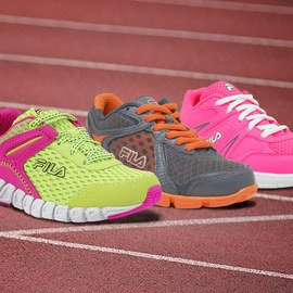 Get Active: Athletic Shoes
