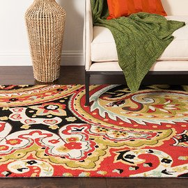 Transform Every Space: Rugs