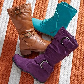 Happy Toes: Girls' Boots