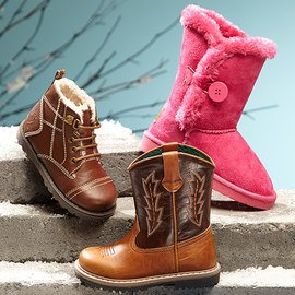 Rugged Bear: Footwear