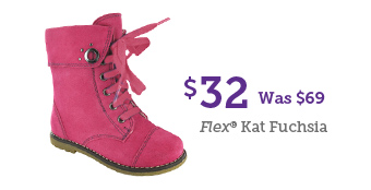 $32 Was $69 Flex Kat Fuchsia