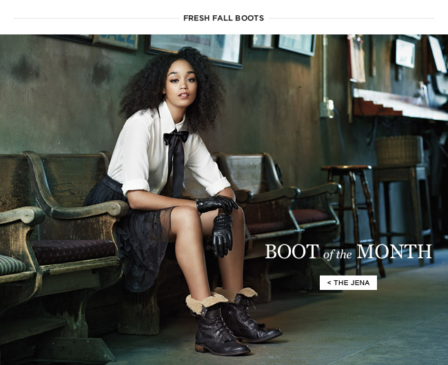 Boot of the Month - The Jena