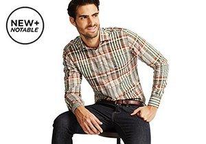 New + Notable: Etro Sportshirts