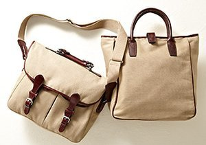 It's In The Bag: Messengers & Briefcases