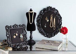 Jewelry Stands & Vanity Essentials