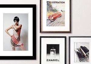 Chic & Fashionable Art