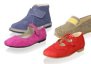 European Chic: Kids' Shoes
