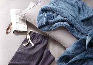 Sleepwear Basics: Pajamas & Robes